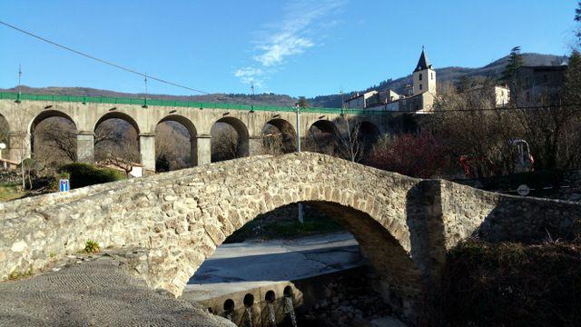 Pont du Merlanson